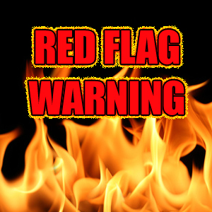 URGENT  RED FLAG WARNING FIRE WEATHER MESSAGE Town of Blades UPgGyVrh