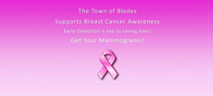 Get Your Mammograms!